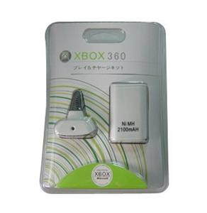 Microsoft Xbox 360 Adaptor And Battery